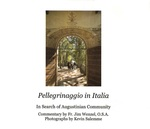 Pellegrinaggio in Italia: In search of Augustinian Community by James A. Wenzel O.S.A. and Kevin Salemme