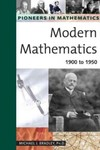 Modern Mathematics 1900-1950