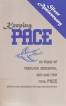 Keeping PACE: 25 Years of Theology, Education, and Ministry from PACE by Padraic O'Hare