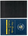New Faculty & Academic Deans 2019-2020