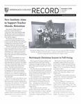 Merrimack College Record by Merrimack College