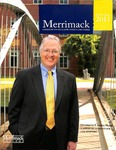 Christopher E. Hopey, Ph.D. is Welcomed as Merrimack's New President by Merrimack College
