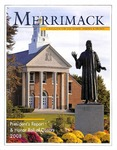 President's Report & Honor Roll of Donors 2008 by Merrimack College