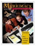 Alumni Success in Today's Scientific and Technological Revloution by Merrimack College