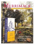 President's Report & Honor Roll of Donors 2007 by Merrimack College