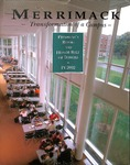Transformation of a Campus: President's Report & Honor Roll of Donors FY 2002